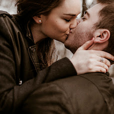 結婚式の写真家Evgeniya Ziginova (evgeniaziginova)。02.11.2016の写真