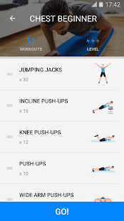 Home Workouts for PC-Windows 7,8,10 and Mac apk screenshot 6