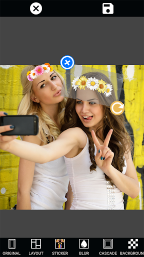 PIP Selfie Camera Photo Editor  screenshots 9