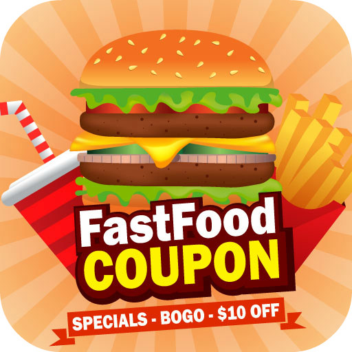 King Fast Food Coupons – Burger, Pizza