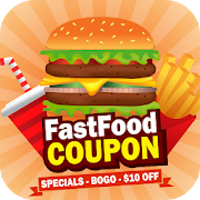 King Fast Food Coupons – Burger King, Pizza