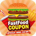 King Fast Food Coupons – Burger King, Pizza APK