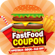 King Fast Food Coupons – Burger, Pizza icon