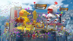 Final Fantaxy XV free update adds a Carnival Ticket image