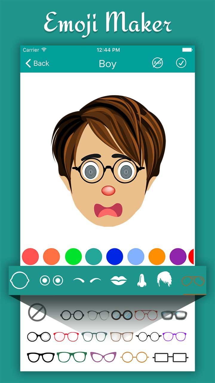 Emoji Maker - Your Personal Emoji Screenshot 4