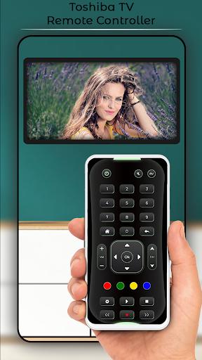 Capturas de pantalla de Toshiba TV Remote Controller 3