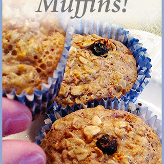 Diet Plateau Crushing Muffin
