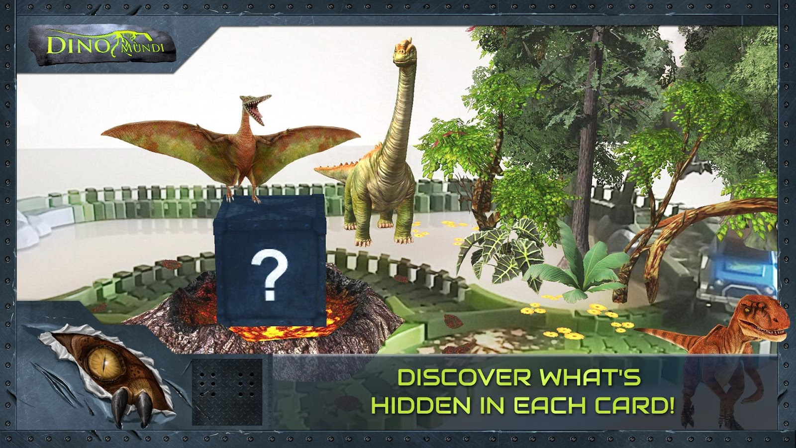 Dino Mundi Jurassic Adventures- screenshot