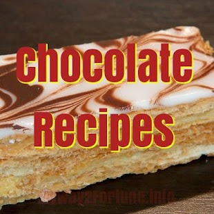 Best Chocolate Recipes Latest- screenshot thumbnail