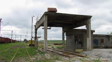 Photo: Str. Mihai Viteazu - vedere din gara de marfuri - (2012.05.18)