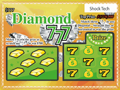 Las Vegas Scratch Ticket- screenshot thumbnail