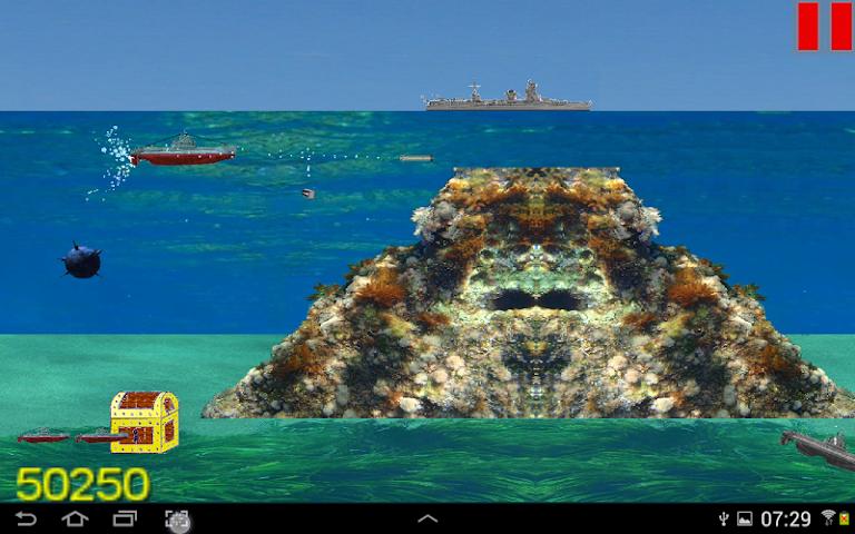android Submarine Jack II Screenshot 0