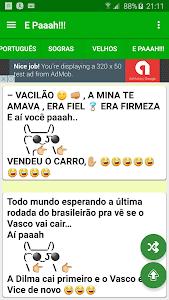 Top Piadas + Aí Paaah Tirinhas screenshot 1