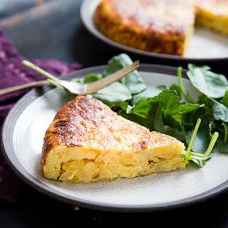 Tortilla EspañOla (Spanish Egg and Potato Omelette) Recipe