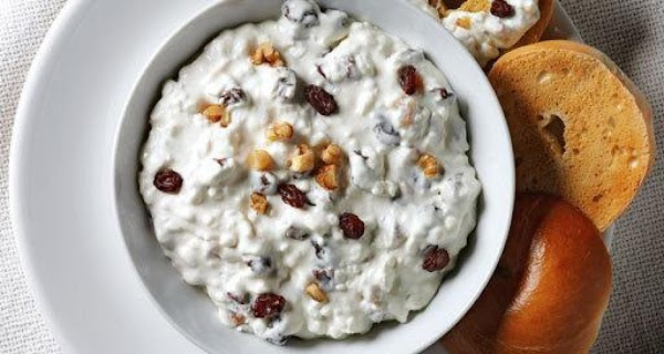 Sweet And Crunchy Cream Cheese Spread Recipe