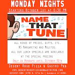 Name that Tune Mondays