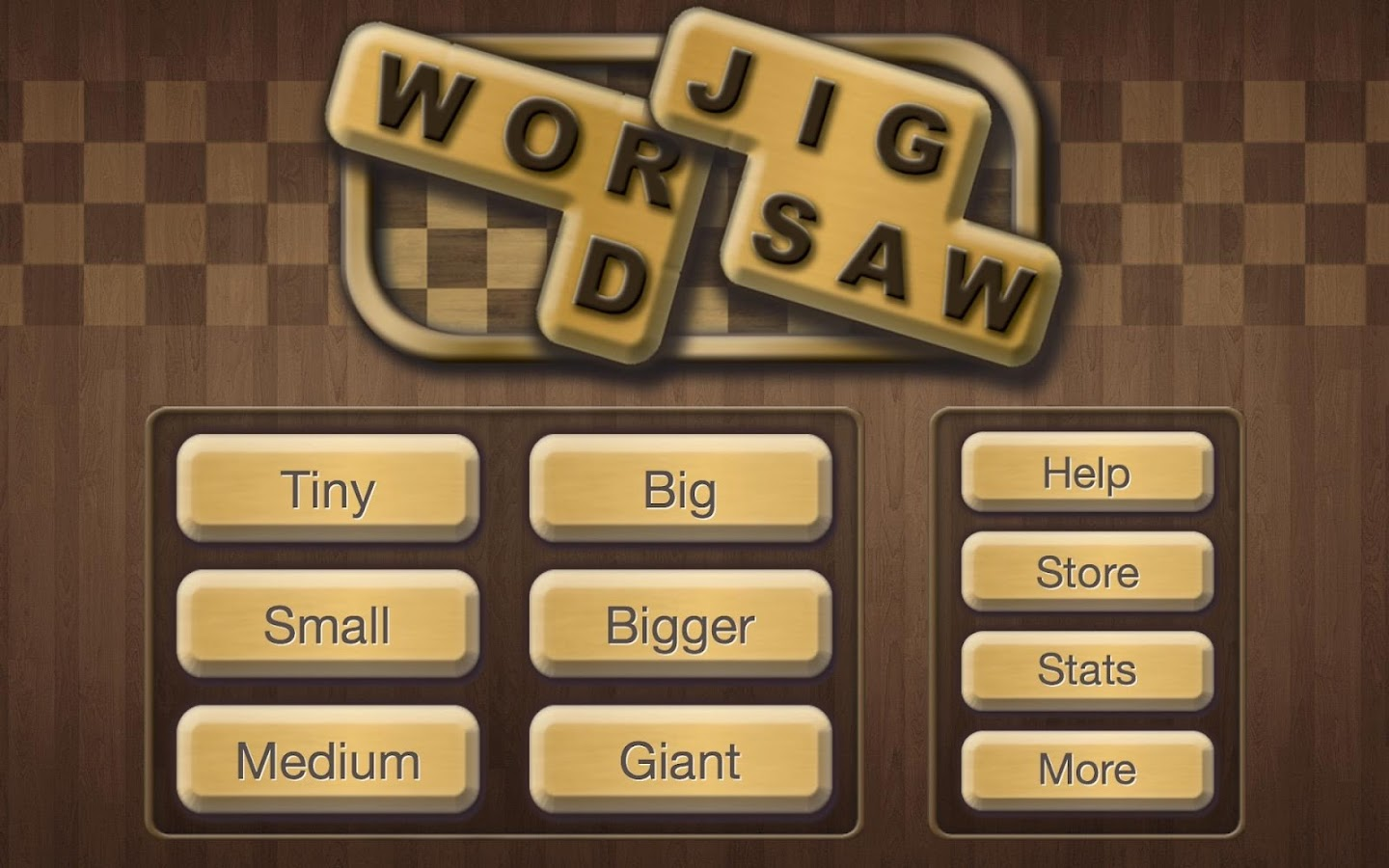 Word Jigsaw Puzzles- screenshot