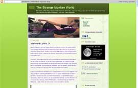 The Strange Monkey World