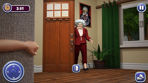 Scary Haunted Teacher 3D - Spooky & Creepy Games android2mod screenshots 13
