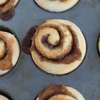 Sour Cream Cinnamon Buns.