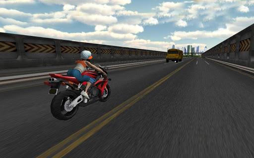 Racing Girl 3D 13 screenshots 1