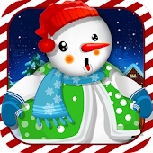 Crazy Snowman Maker Salon