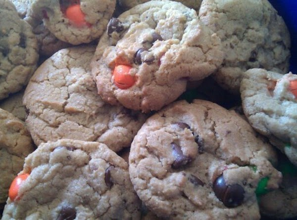 Better Than Wendy's M&m Cookies Recipe
