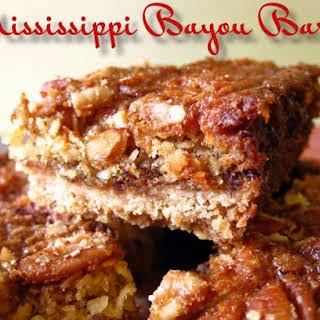 Mississippi Bayou Bars.
