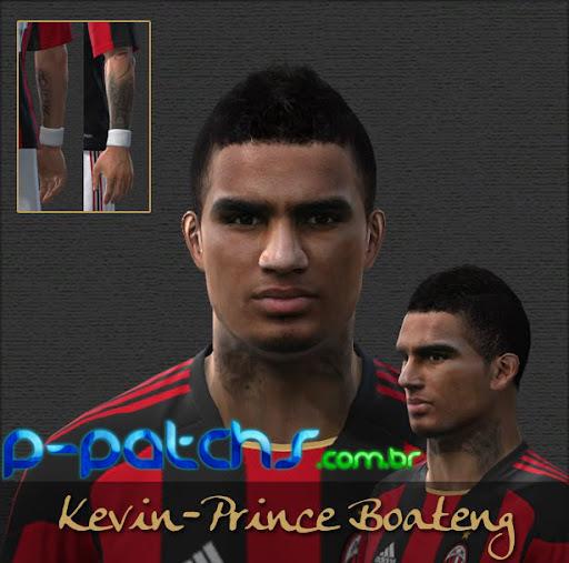 Kevin Prince Boateng Face by thgo