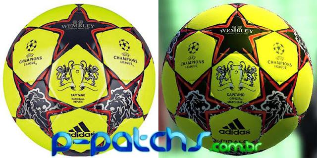 Adidas Finale Capitano - PES 2011 Download