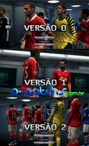Novas cenas de entrada antes dos jogos para pes 2011 pes 2011 download