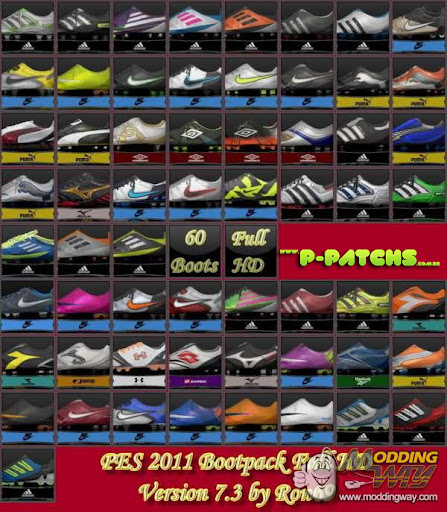 Bootpack Vol. 7.3 download P-Patchs