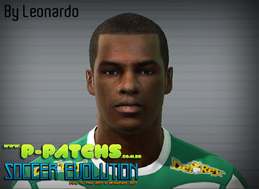 Flávio Face para PES 2011 PES 2011 download P-Patchs