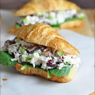 Chicken Cranberry Sandwich Recipes.