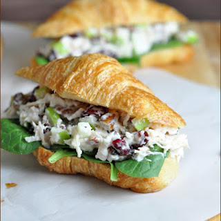 Chicken Cranberry Sandwich Recipes.