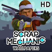 App Scrap of Mechanic Wallpapers APK for Kindle