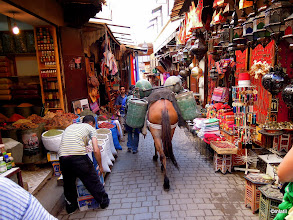 Photo: typická ulička v Medině