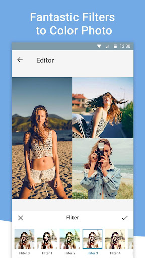 Rush Layout for Instagram - Photo Collage Maker 1.0.2 screenshots 4