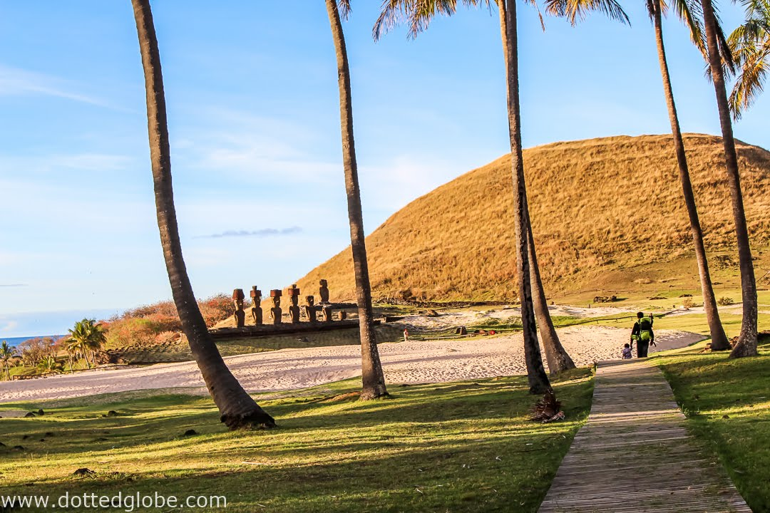Best Treks in South America // Chile North Coast Hike Easter Island