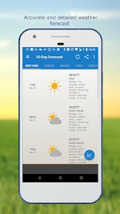 Weather & Clock Widget for Android 6.1.3.3 Ad Free 5