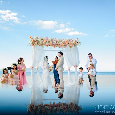 Wedding photographer Tran Viet duc (kienscollection). Photo of 16.10.2018