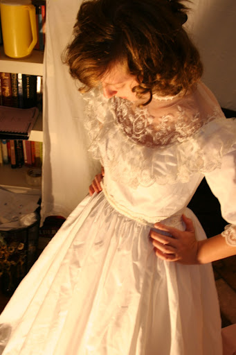 Vintage Creation of Wedding Dresses