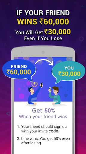Qureka: Play Live Trivia Game Show & Win Cash 1.0.33 screenshots 2
