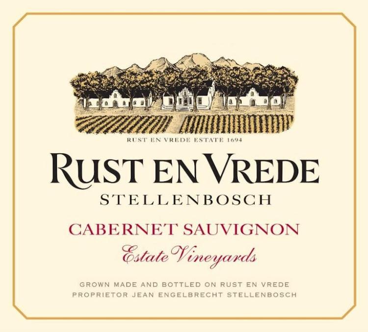 Logo for Rust en Vrede Cabernet Sauvignon