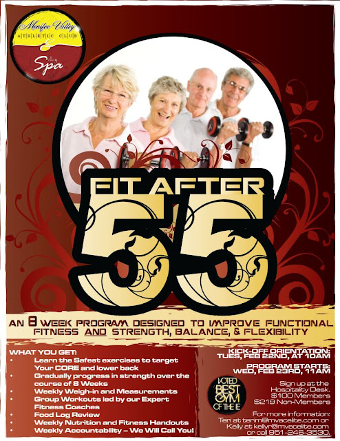 menifee valley athletic club 55+