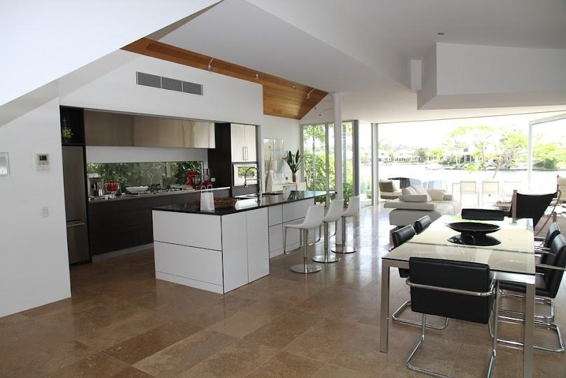 Płytki podłogowe do kuchni należy dopasować do stylu wnętrza