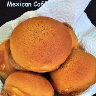 Mexican Coffee Bread.