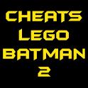 Cheats for Lego Batman 2 DC icon