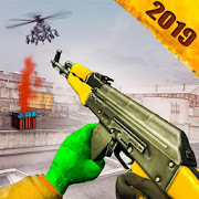 Call of Battle Free Fire Modern Gun Strike :Mobile