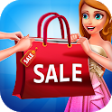 School Girls Sale Day Shopping & Makeup Adventure icon